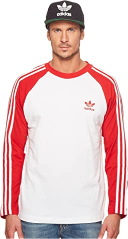 adidas Originals - 3-Stripes Long Sleeve Tee