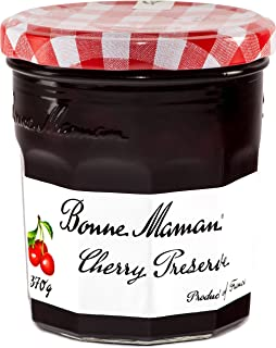 Bonne Maman Red Cherry Jam, 370g