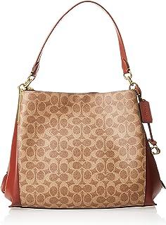 Coach Womens Shoulder Bag, B4 Tan Rust - 76069 B4NQ4