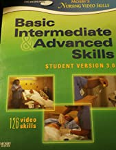 Mosby's Nursing Video Skills - Student Version 3.0, DVD and DVD-ROM: Basic, Intermediate, and Advanced Skills (126 Video Skills, 3 DVDs and 3 DVD-ROM Complete Set) Win/Mac