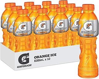Gatorade Orange Ice Sports Drink, 12 x 600ml