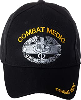 Artisan Owl Officially Licensed US Army Combat Medic Embroidered Adjustable Baseball Cap