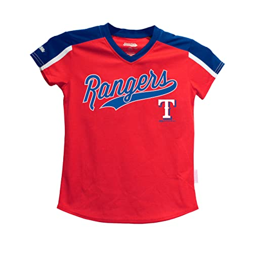 7ca53da0b Texas Rangers Baseball Shirt  Amazon.com