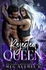Underworld Bride Trials 2: Rejected Queen: A Demon Wolf Paranormal Romance Kindle Edition