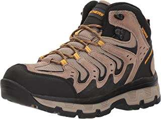 حذاء برقبة حتى الكاحل Morsen Gelson للرجال من Skechers