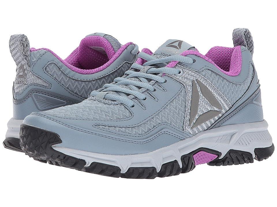 Reebok Ridgerider Trail 2.0 (Meteor Grey/Asteroid Dust/Cloud Grey/Violet/Pewter/Silver) Women