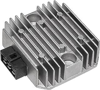 Voltage Regulator for Kawasaki Bayou 300 (89-02) Vulcan 88 (92-95) Ninja ZX-6 (93-97) 600R (94-97) Vulcan 750 (94-06) Eliminator 600 (96-97) Lakota300 (95-03) ZR-7S ZZR600 OEM # 21066-1089 - DZE 2064