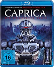 Caprica : The Complete Series [Blu-Ray Region A/B/C Import - Germany]