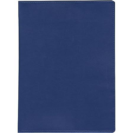 コレクト ノートカバー本革調(合成皮革製) B5判 CP-50X-BL