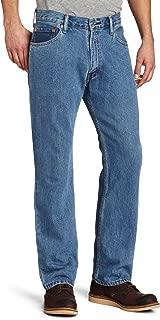 Calça Jeans Levis Masculino 505 Regular Big & Tall Média