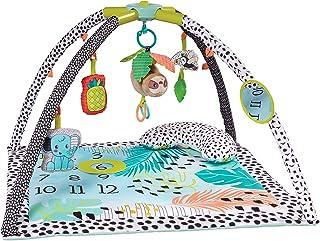 Infantino - 4-In-1 Milestones & Memories Twist & Fold Baby PlayGym
