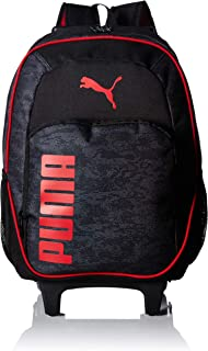 PUMA Big Kids' Axis Wheelie Backpack