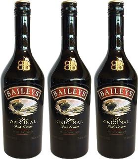 BAILEYS Original Irish Cream Liqueur 3 X 0,7L - Creme Likör 17 % Vol.