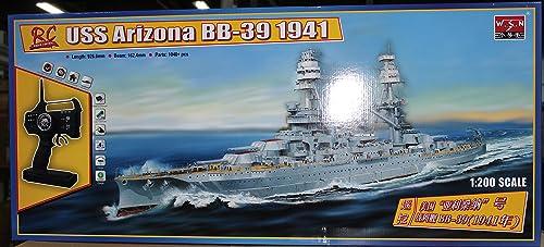 marca famosa SHIP TELECOMMANDE TELECOMMANDE TELECOMMANDE USS Arizona BB-39 1941 R   C 2.4G  soporte minorista mayorista