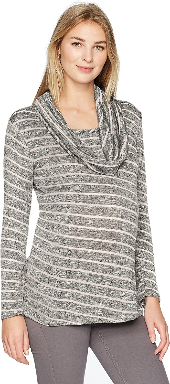 Everly Grey Women's Maternity Reina Top