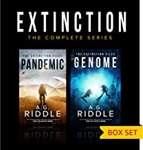 The Extinction Files (Box Set) (English Edition)