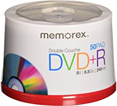 Best memorex dvd r 50 pack Reviews