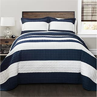 Best blue and white comforter king Reviews