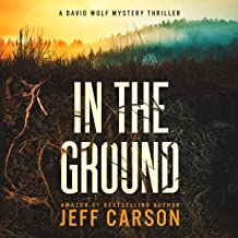 In the Ground: David Wolf Mystery Thriller Series, Book 14