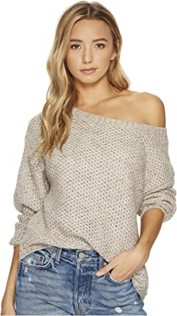 The Jetset Diaries - Timshel Off Shoulder Knit