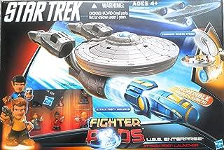 STAR TREK Fighter Pods Enterprise A
