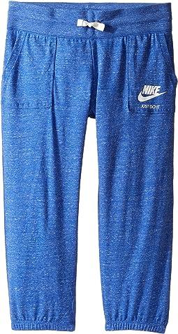 Nike Kids - Sportswear Gym Vintage Capri (Little Kids/Big Kids)