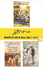 Love Inspired March 2016 - Box Set 1 of 2: An Anthology (Lone Star Cowboy League Book 6)