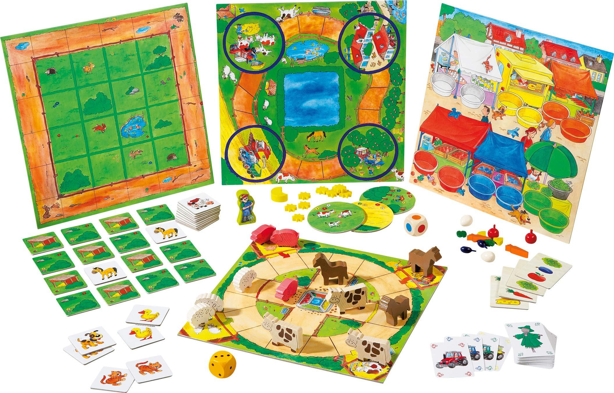 HABA-Mi Primer Tesoro de Juegos (302243): Amazon.es: Juguetes y juegos