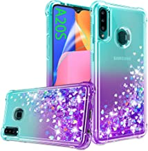 Galaxy A20S Case, Samsung A20S Phone Case with HD Screen...