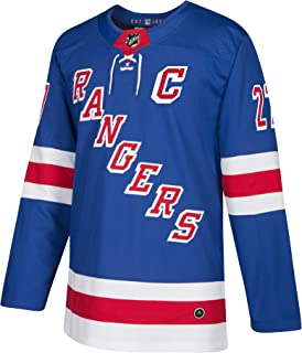 adidas Ryan McDonagh New York Rangers Authentic Home NHL Hockey Jersey