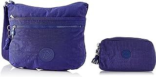 Kipling Damen Arto Crossbody Taschen, Einheitsgröße, Blau - Galaxy Blue - Größe: One Size Damen Gleam Pouches Etui, Einhei...