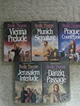 The Zion Covenant Books 1 - 5 (Vienna Prelude; Munich Signature; Jerusalem Interlude; Danzig Passage; Prague Counterpoint)...