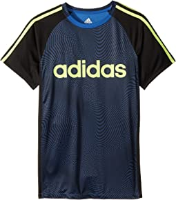 adidas Kids - Fusion Camo Training Top (Big Kids)