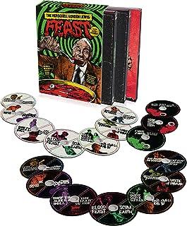 The Herschell Gordon Lewis Feast DVD Blu-ray