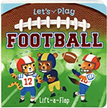 Let's Play Football (Chunky Lift-a-flap Board Book)