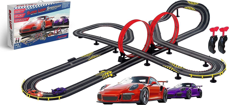 Artin Super Loop Speedway Racing Set Set