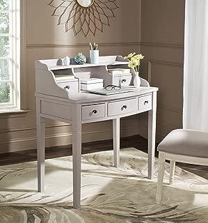 Safavieh American Homes Collection Landon Quartz Grey Writing Desk