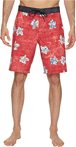 Hawaii Floral Boardshorts