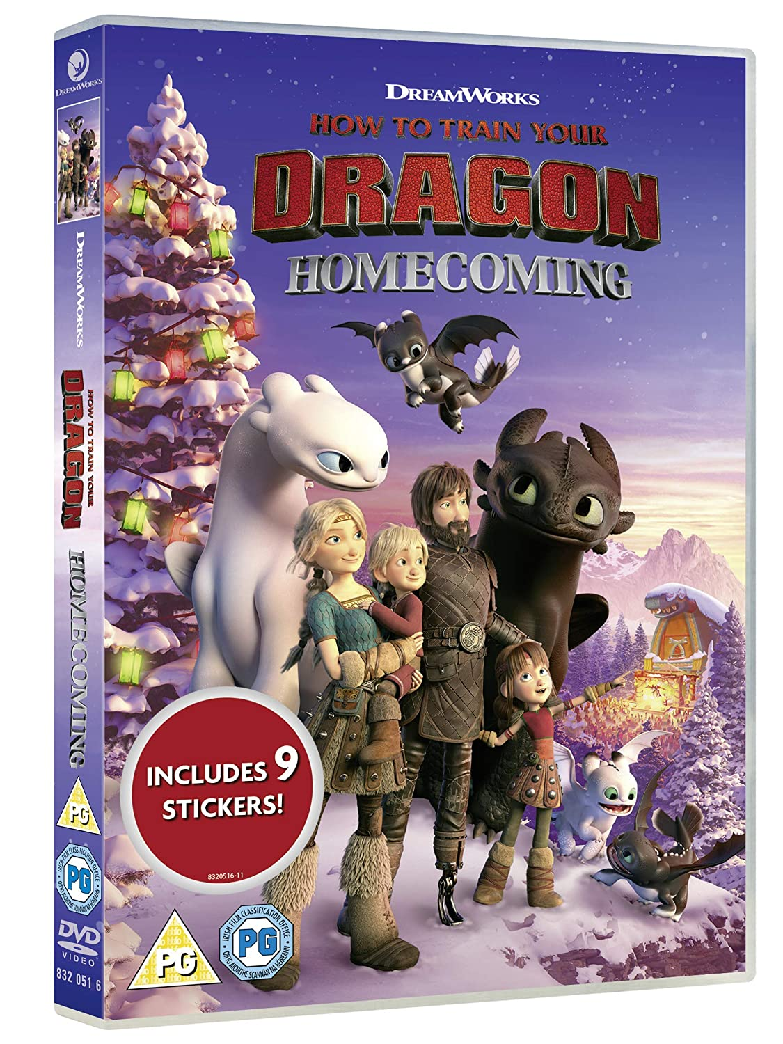 How To Train Your Dragon: Homecoming [DVD] [5]: Amazon.de: Jay