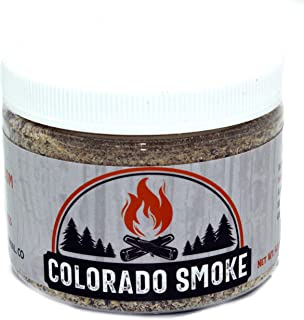 Colorado Smoke Gourmet Grilling spice and BBQ Seasoning - The great smoky flavor of wood in a bottle