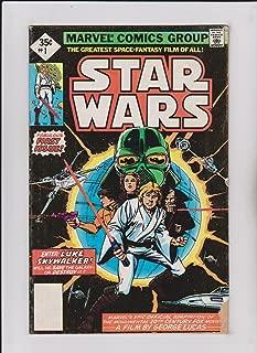 Best marvel star wars #1 1977 Reviews