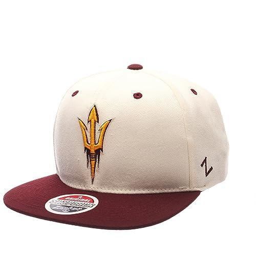 4057f349 ZHATS NCAA Men's Z11 Invert Snapback Hat