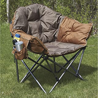 Westfield Outdoor Portal Oversized Folding Club Camp Chair - 500-Lb. Capacity