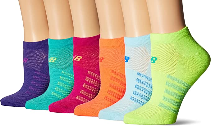 New Balance Lifestyle No Show 6-Pack