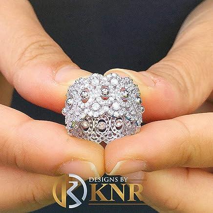 cc064ba6a4b267 Amazon.com: $100 to $200 - Wedding & Engagement / Rings: Handmade ...