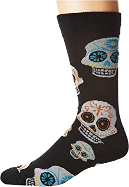 Socksmith Big Muertos Skull