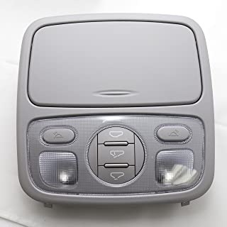 Grey Color 928101D000 Over Head Sunroof Tilt Console Rondo Carens 2007-2012
