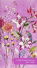2021-22 Purple Wildflowers 2-Year Pocket Planner PDF