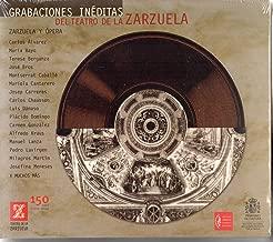 Grabaciones Ineditas del Teatro de la Zarzuela