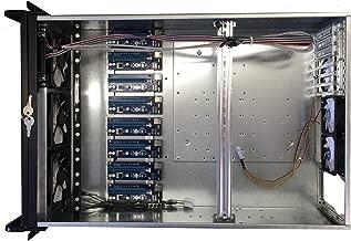Mining 8 GPU Computer Server Case 4U (RSV-L4500, RSV-L4000, RSV-L4000C)